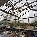 Interieur, spant en glasopstand van de moderne kas - Beesd - 20404835 - RCE.jpg