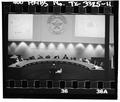 Interior,council chamber - Dallas City Hall, City Hall Plaza, Dallas, Dallas County, TX HABS TEX,57-DAL,1-11.tif
