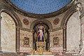 Interior of the Saint Stephen Cathedral in Cahors 11.jpg