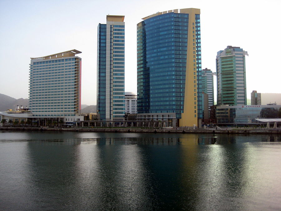 Port of Spain International Waterfront Centre