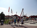 Intimidator entrance plaza.jpg
