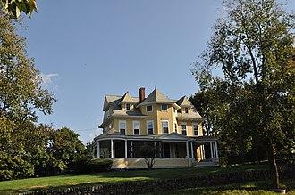 Bailey House (Ipswich, Massachusetts) - Image: Ipswich MA Bailey House