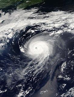 Hurricane Irene (2005) Category 2 Atlantic hurricane in 2005