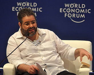 Isaac Lee - Isaac Lee at the World Economic Forum on Latin America in 2010