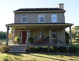 Isaac McCormick House - Image: Isaac Mc Cormick House