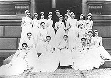 Isabel Hampton Robb; architect of American nursing.