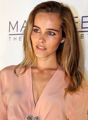 Isabel Lucas - Lucas at the Paris Hilton: Marquee The Star Sydney, 30 March 2012