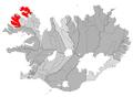 Isafjardarbaer map.png
