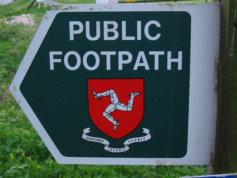 File:Isle of Man public foodpath sign.jpg