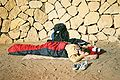Israel 2 021 Sleeping Rucksack-Tourist.jpg