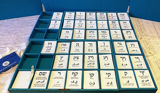 Israeli legislative election 2019 ballots (3)
