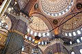 Istanbul - Mesquita Nova - Interior.JPG