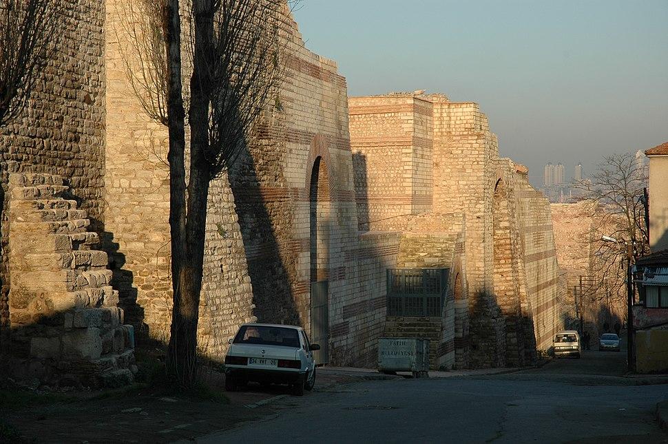 Istanbul - Muralles