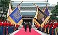 Italian President visiting Korea in September 2009 (4345790996).jpg