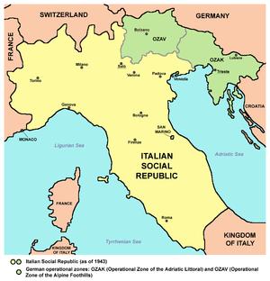 Rudolf Rahn - The Italian Social Republic (1943–1945)