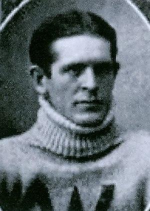 """Frank """"Buck"""" O'Neill - O'Neill in 1901"""