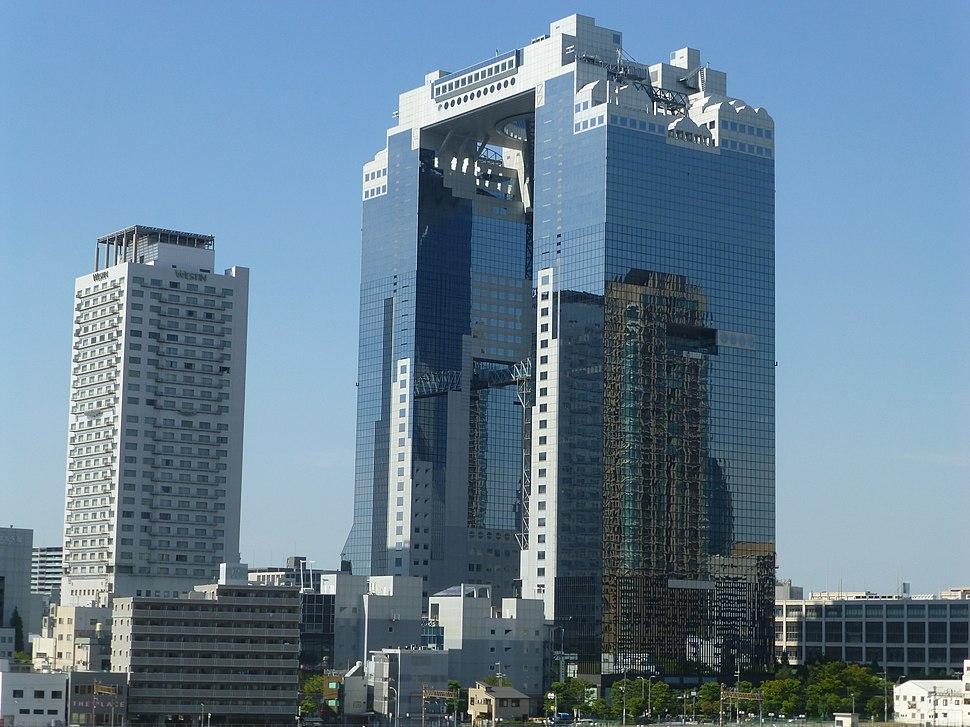 JAP Osaka Sky Building