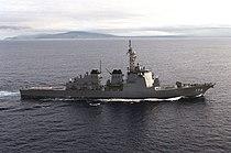 JDS Kirishima, Kongo-class destroyer, 1998.jpg