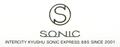 JR Kyushu 885 Sonic emblem.png