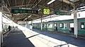 JR Ueno Station Platform 11・12.jpg