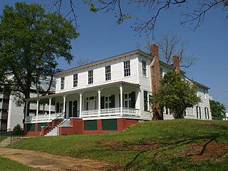 Jefferson Franklin Jackson House