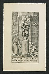 Our Lady of the Pillar appearing to Saint James the Greater