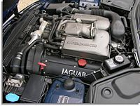 The 4.2 L Supercharged V8 Engine