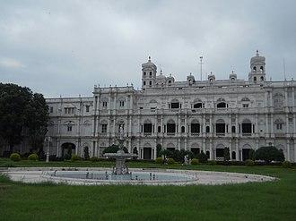 Jai Vilas Mahal - The Jai Vilas Palace (or The Jai Vilas Mahal), Gwalior