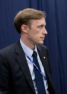 Jake Sullivan American government official