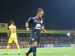 Jakkapan Pornsai Thai footballer