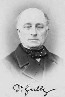 James Manby Gully Wikipedia