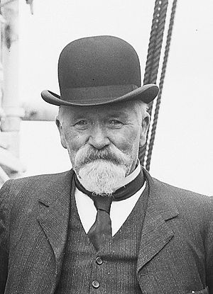 James McGowan (politician) - James McGowan in 1908