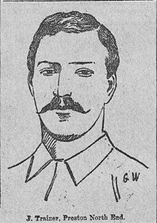 James Trainer Welsh footballer