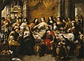Jan Cossiers - The wedding at Cana, Jesus blesses the water.jpg