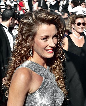 Jane Seymour (actress) - Seymour at the Emmy Awards, 1994