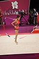 Japan Rhythmic gymnastics at the 2012 Summer Olympics (7915161178).jpg