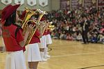 Japanese cultural exchange program performs at M.C. Perry 160211-M-OH021-896.jpg