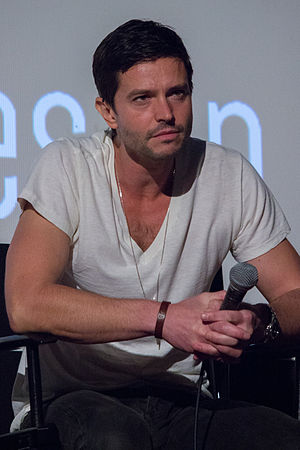 Jason Behr - Behr at the ATX TV Festival 2014 for Roswell