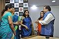 Jayashri And Anil Shrikrishna Manekar With Their Colleagues - NCSM - Kolkata 2018-03-31 9898.JPG