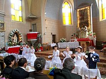 Jazovo-Historical population-Jazovo-communion-2015