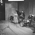Jazz-concert AMVJ gebouw te Rotterdam, Bestanddeelnr 910-9751.jpg