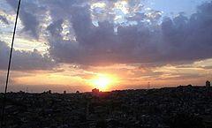 Jd sao luiz sp brazil sunset.JPG
