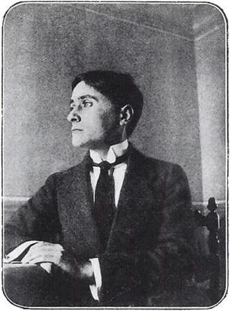 Jean Metzinger - Metzinger, before 1913