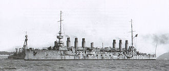 Tennessee-class cruiser - French cruiser Jeanne d'Arc
