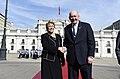Jefa de Estado recibe al Gobernador General de Australia (28280472044).jpg
