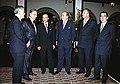 Jefes de Estado asistentes a la XI Cumbre del Consejo de Mercosur.jpg