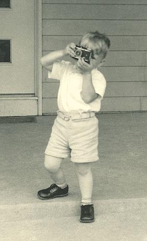 Jeff Wassmann - Jeff Wassmann, Mars, Pennsylvania, circa 1961.