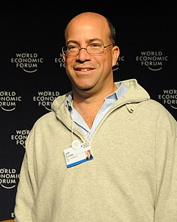 Jeff Zucker, CEO of NBC Universal