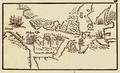 Jens Munk voyage account (Navigatio Septentrionalis, 1624) - 3 fig 2 - map of Hudson Strait and Hudson Bay.png