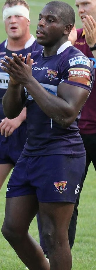2017 Rugby League World Cup Final - Jermaine McGillvary ran a tournament high 1251 metres in the lead up to the final.